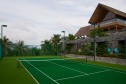 Panacea Retreat Koh Samui Praana Tennis Court