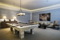 Praana Billiard Room